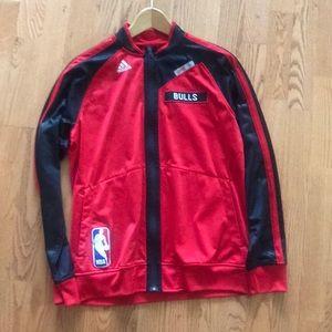 Chicago Bulls RARE adidas track jacket size M